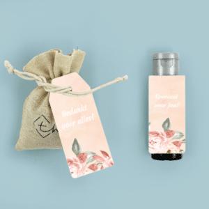 Inhoud Brievenbuspakketje Bedankt Floral Bloemzaden Janzen Handcrème