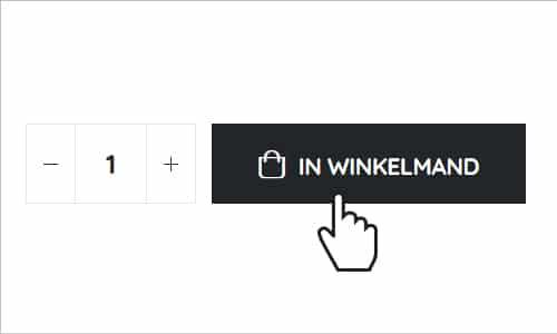 THNX Brievenbuspakketje Stap 3 Uitleg Online Design Tool