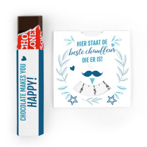 Inhoud Brievenbuspakketje Cadeaus Voor Mannen Vaderdag Moustache Pakket Tony Chocolonely Parkeerschijf