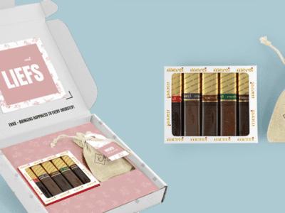chocolade cadeau merci thnx