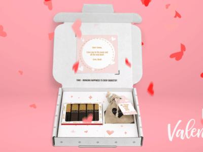 Brievenbuspakketje Valentijn Romantic Pakket Merci Bloemzaden