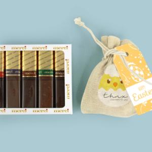 Inhoud Brievenbuspakketje Pasen Classic Easter Pakket Merci Bloemzaden