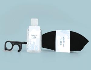 Inhoud Hygiëne Pakket Natural Clean