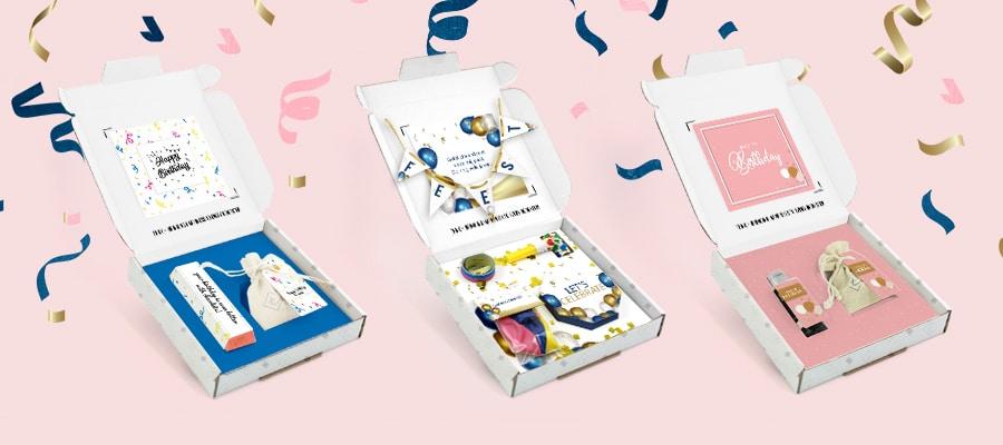 Inhoud Brievenbuspakketjes Verjaardag Cadeau Pakketten Tony Chocolonely Bloemzaden Feestpakket Janzen