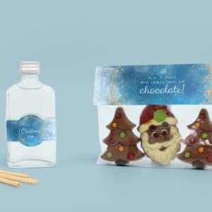 Inhoud Kerst Brievenbus cadeau keuzecadeau geurstokjes martinez chocolade christmas night
